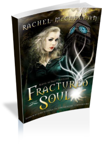Book Cover: Fractured Soul by Rachel McClellan
