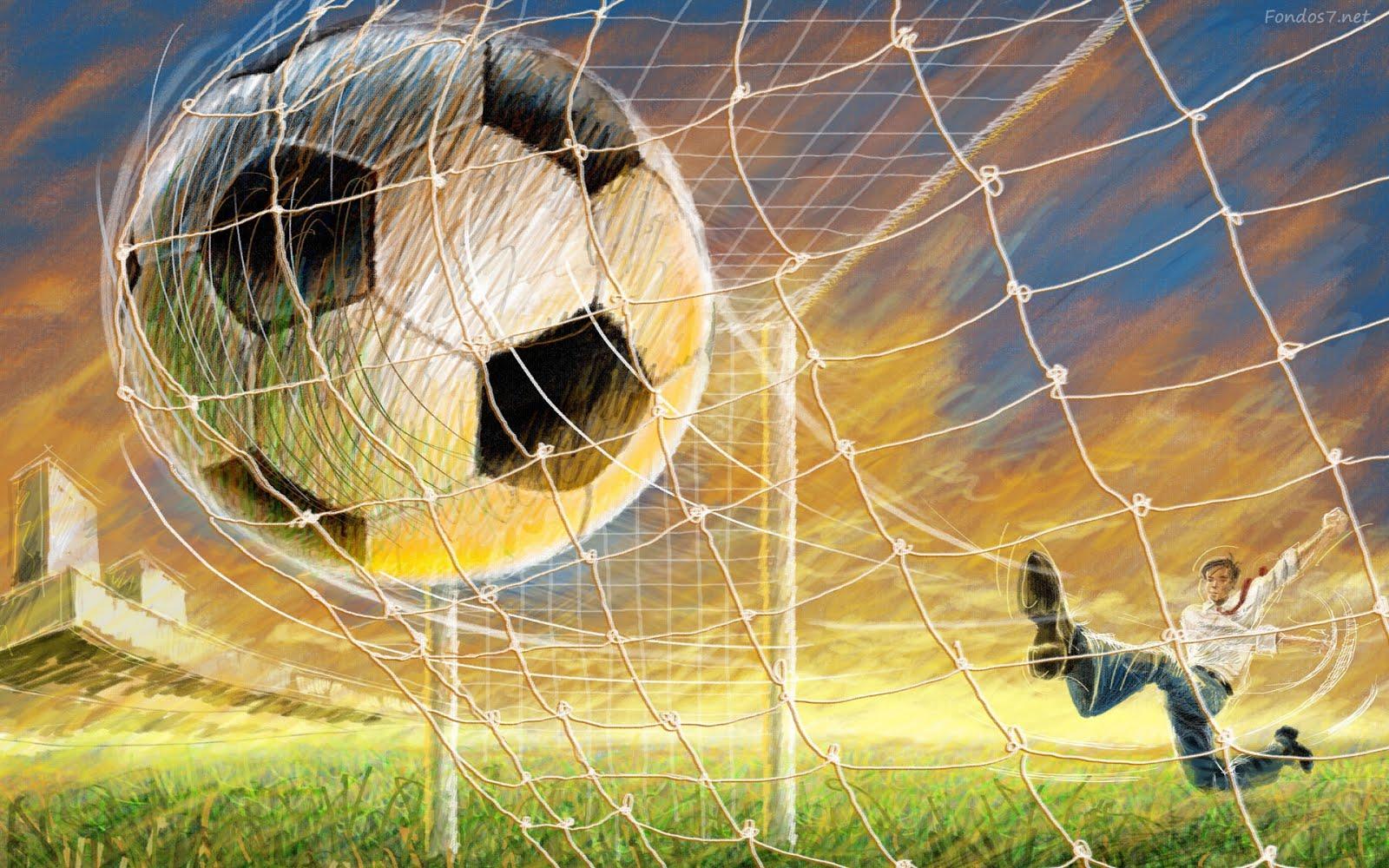 Que viva el fútbol