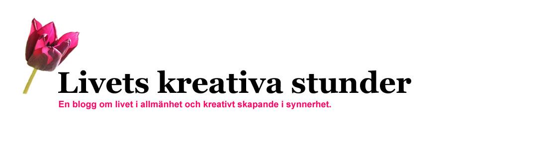Livets kreativa stunder