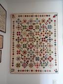 Galico Garden quilt