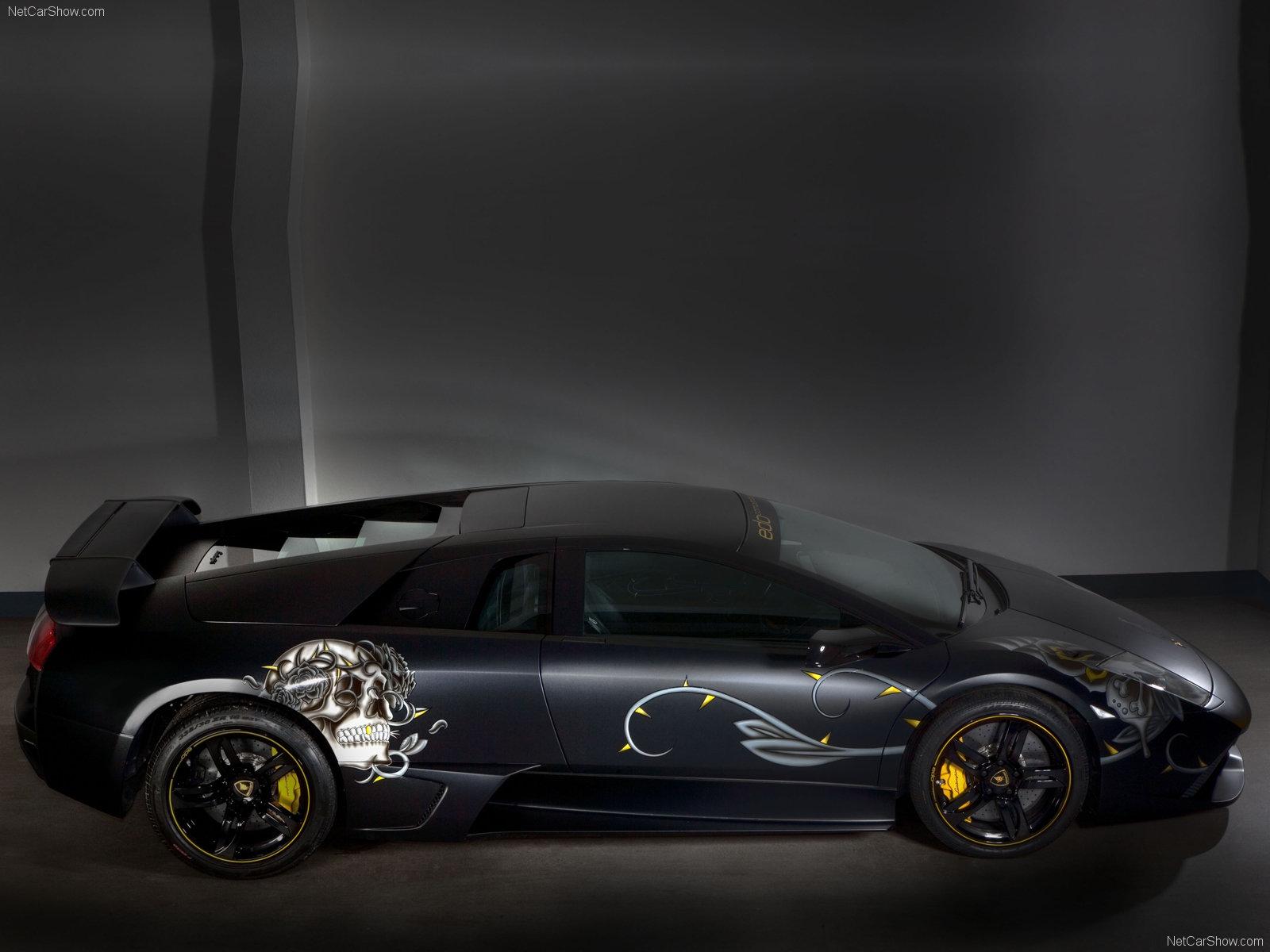 Hình ảnh siêu xe Edo Lamborghini Murcielago LP710 Audigier 2009 & nội ngoại thất