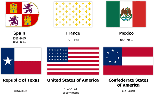 texas as a republic state throughout the history of america Texas even has its own pledge of allegiance and requires all students to take texas history republic of texas, the united states and the american west.