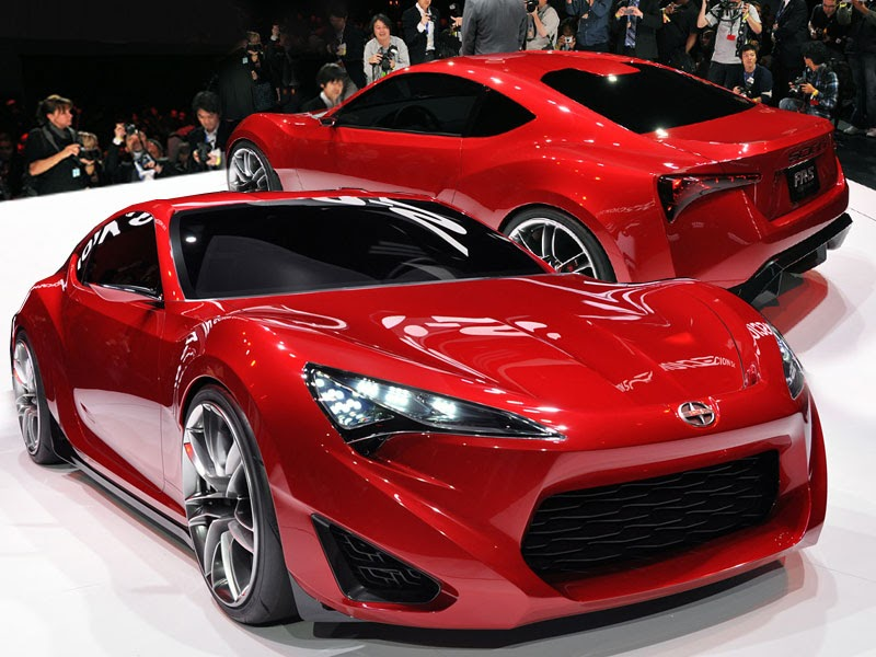 concept cars 2000 2011 new scion fr s concept cars. Black Bedroom Furniture Sets. Home Design Ideas