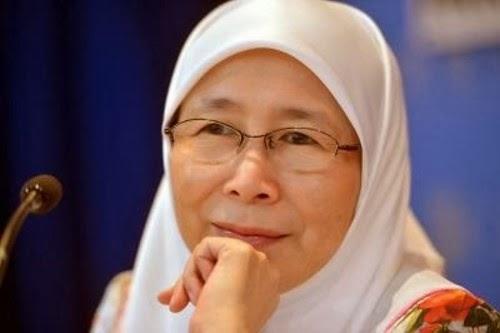 Wan-Azizah-Adun-Selangor