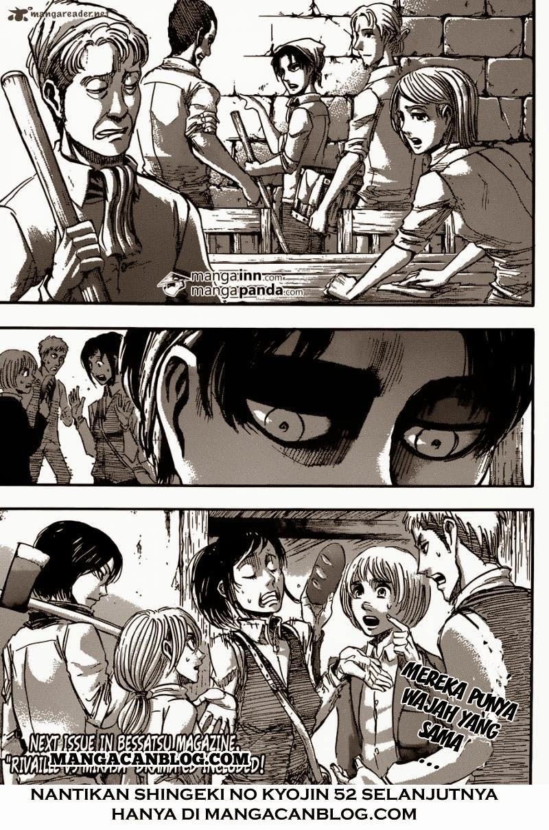 Dilarang COPAS - situs resmi www.mangacanblog.com - Komik shingeki no kyojin 051 - pasukan rivaille 52 Indonesia shingeki no kyojin 051 - pasukan rivaille Terbaru 45|Baca Manga Komik Indonesia|Mangacan