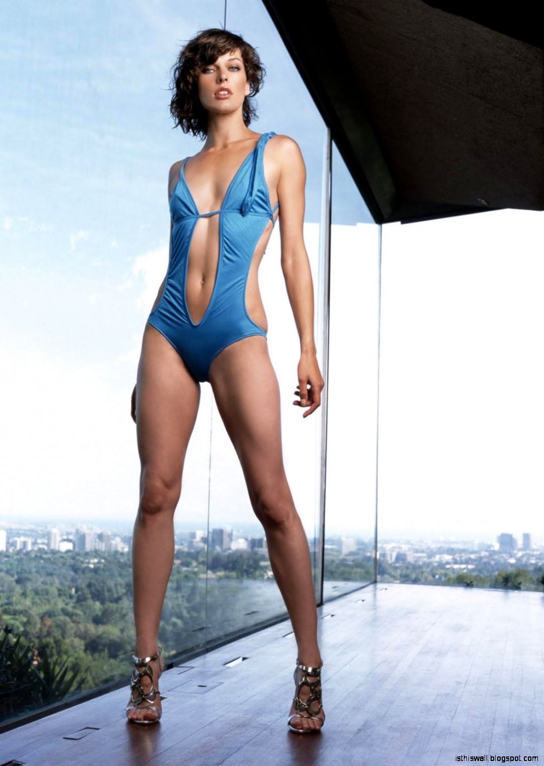Milla Jovovich  30 Photo  Net Biographies