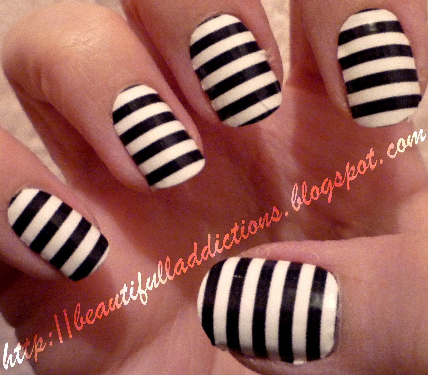Beautiful Addictions Notd Its Black Its White