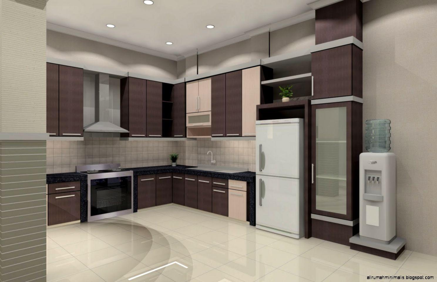 Gambar Model Interior Rumah Minimalis Modern  rumah idaman