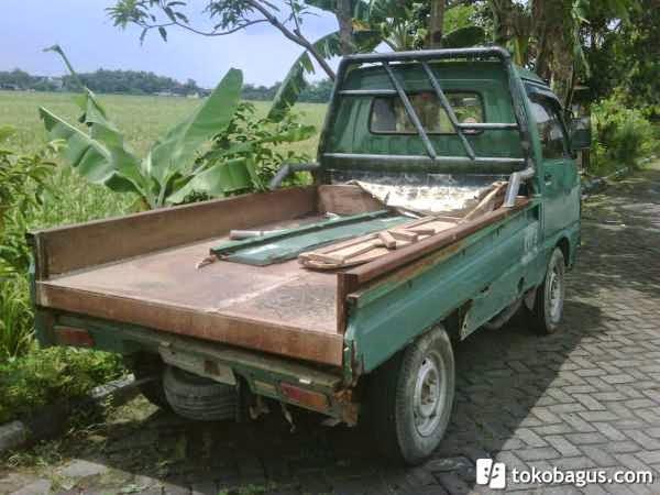 Daihatsu Zebra Pu'92 Pick Up - Pick Up Bekas - Barang ...