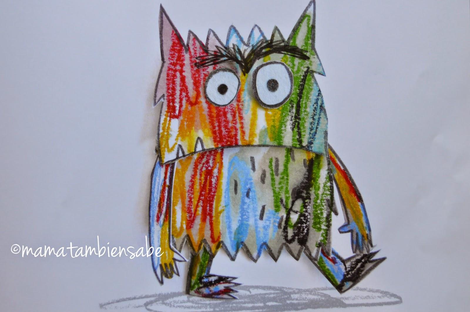 El monstruo de colores - un libro de emociones
