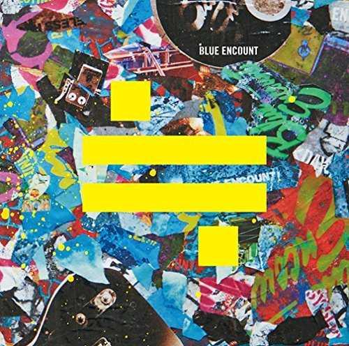 [Album] BLUE ENCOUNT – ≒ (2015.07.22/MP3/RAR)