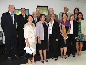 Membros da Academia de Letras de Cacoal-ACLEC