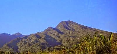 Gunung Paling Angker Di Jawa