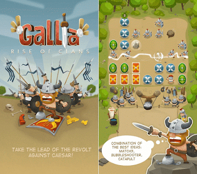 GALLIA Rise of Clans GOLD mod apk