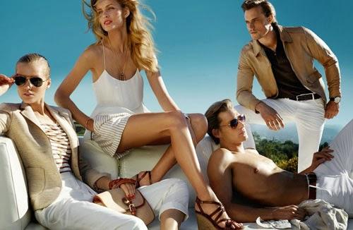 Massimo Dutti primavera verano 2014 campaña moda