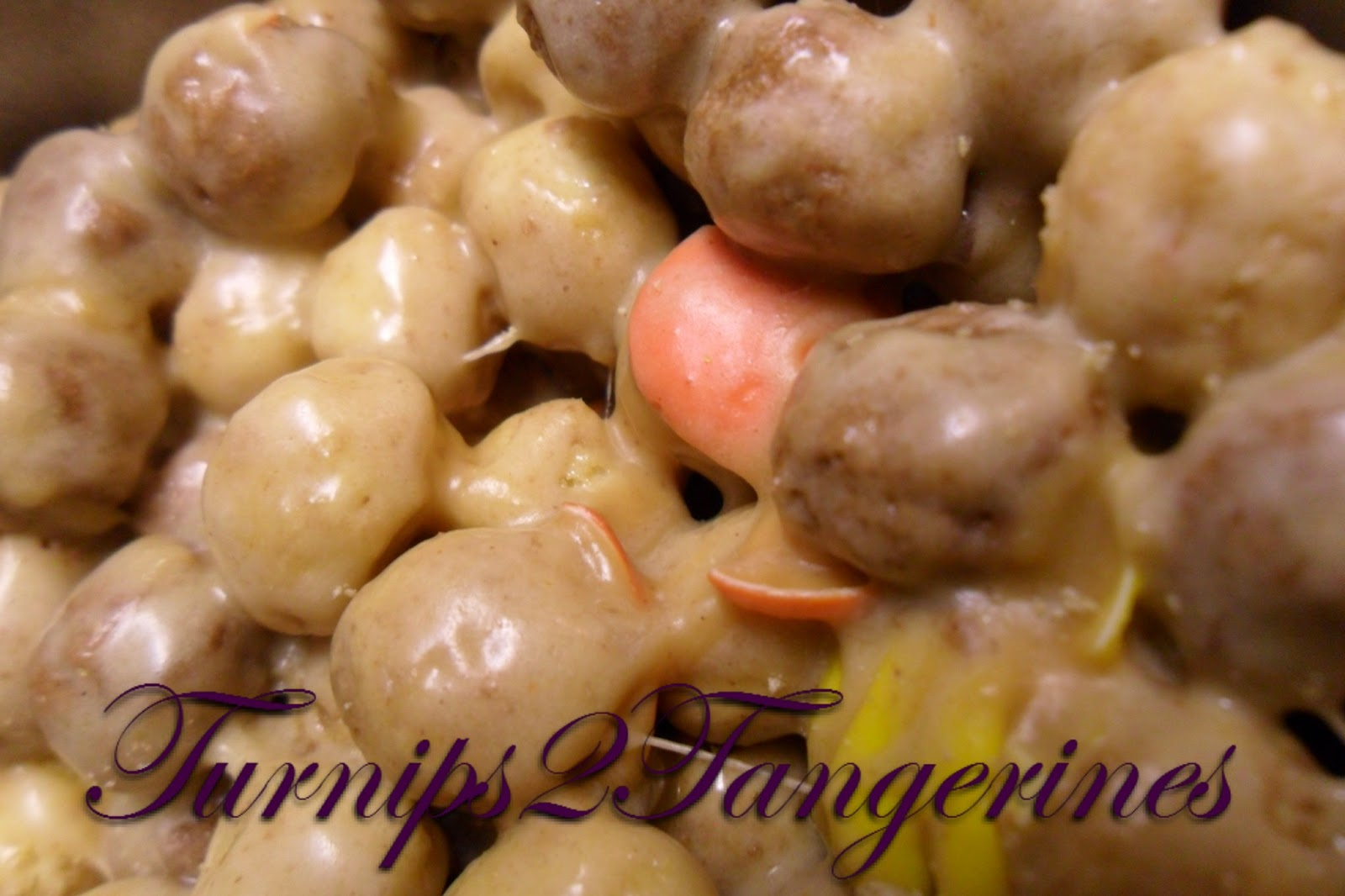 Turnips 2 Tangerines: Peanut Butter Crispy Treats