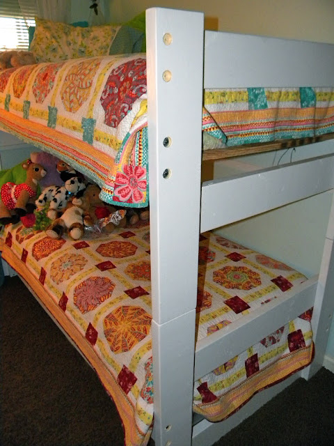 Sew Kind Of Wonderful Unexpected Bunk Beds