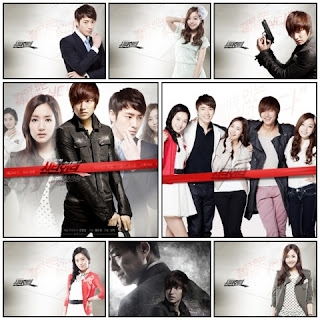 City Hunter Korean Drama 2012