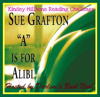 Kinsey Millhone Reading Challenge
