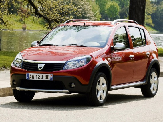 auto cars collection 2011 dacia sandero review. Black Bedroom Furniture Sets. Home Design Ideas
