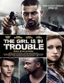 The Girl Is in Trouble (2015)  español Online latino Gratis