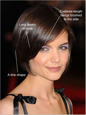 New Hair Styles: Celebrity Hairstyles 2013