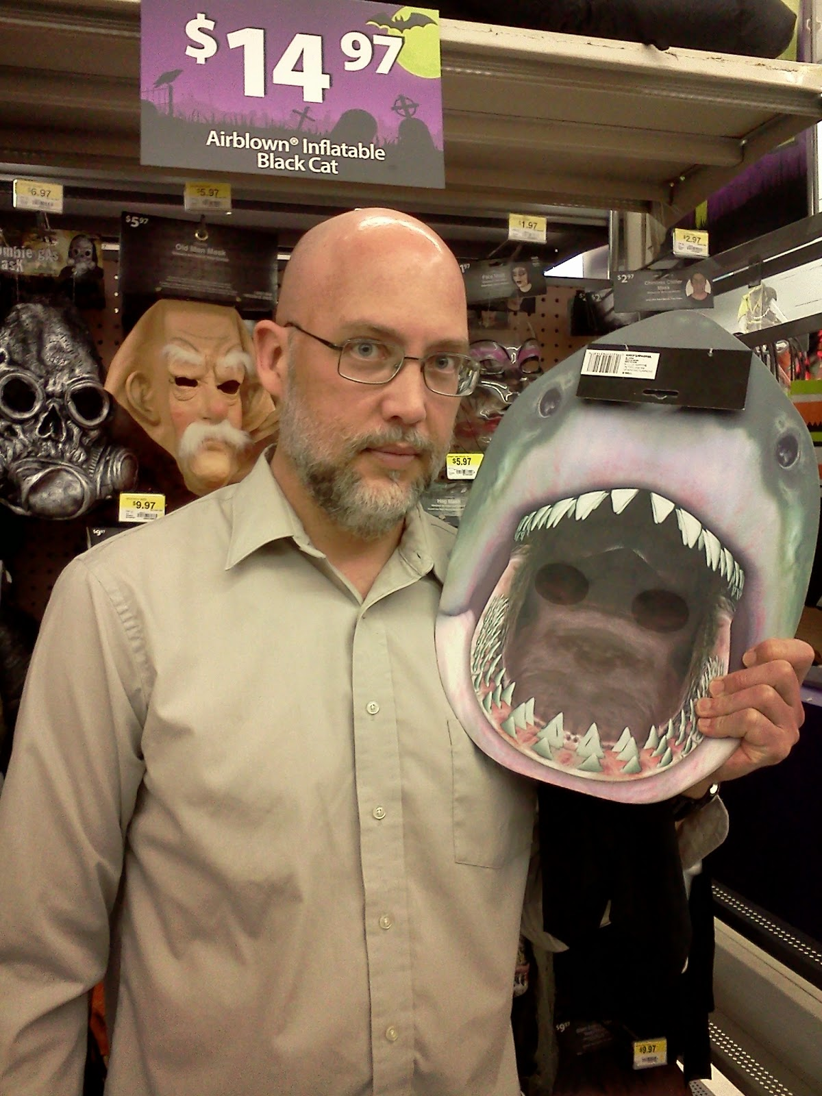 Son of Celluloid: What Halloween Means To Me '14: Tim Ritter