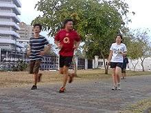 วิ่งที่หนองประจักษ์