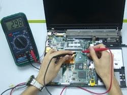 Kerusakan Laptop dan Cara Memperbaikinya