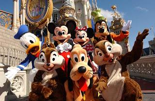 Visitar, Walt Disney World, Familia, Estados Unidos