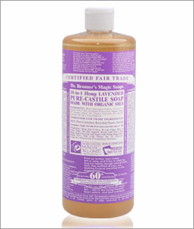 Is Dr Bronner S Pure Castile Soap Good For Dogs