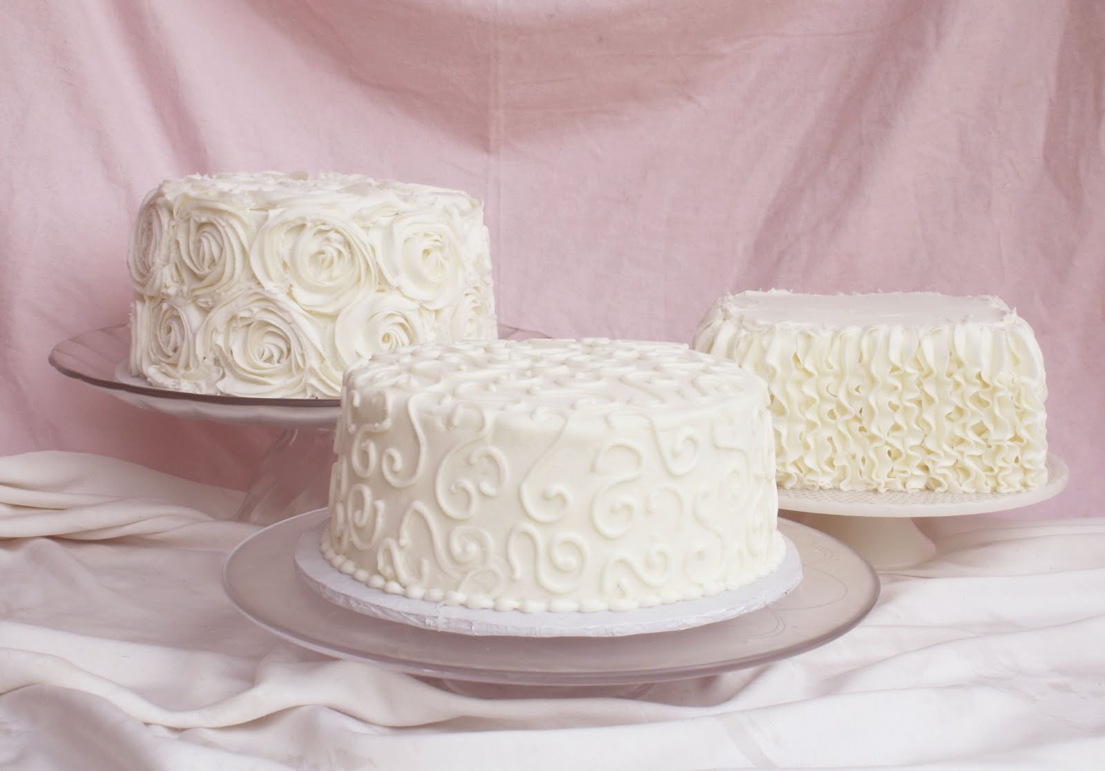 Simple White Cake Recipe — Dishmaps