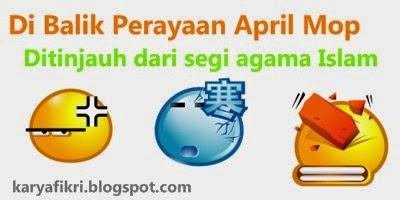 Di balik perayaan april mop (ditinjau dari sisi agama islam)