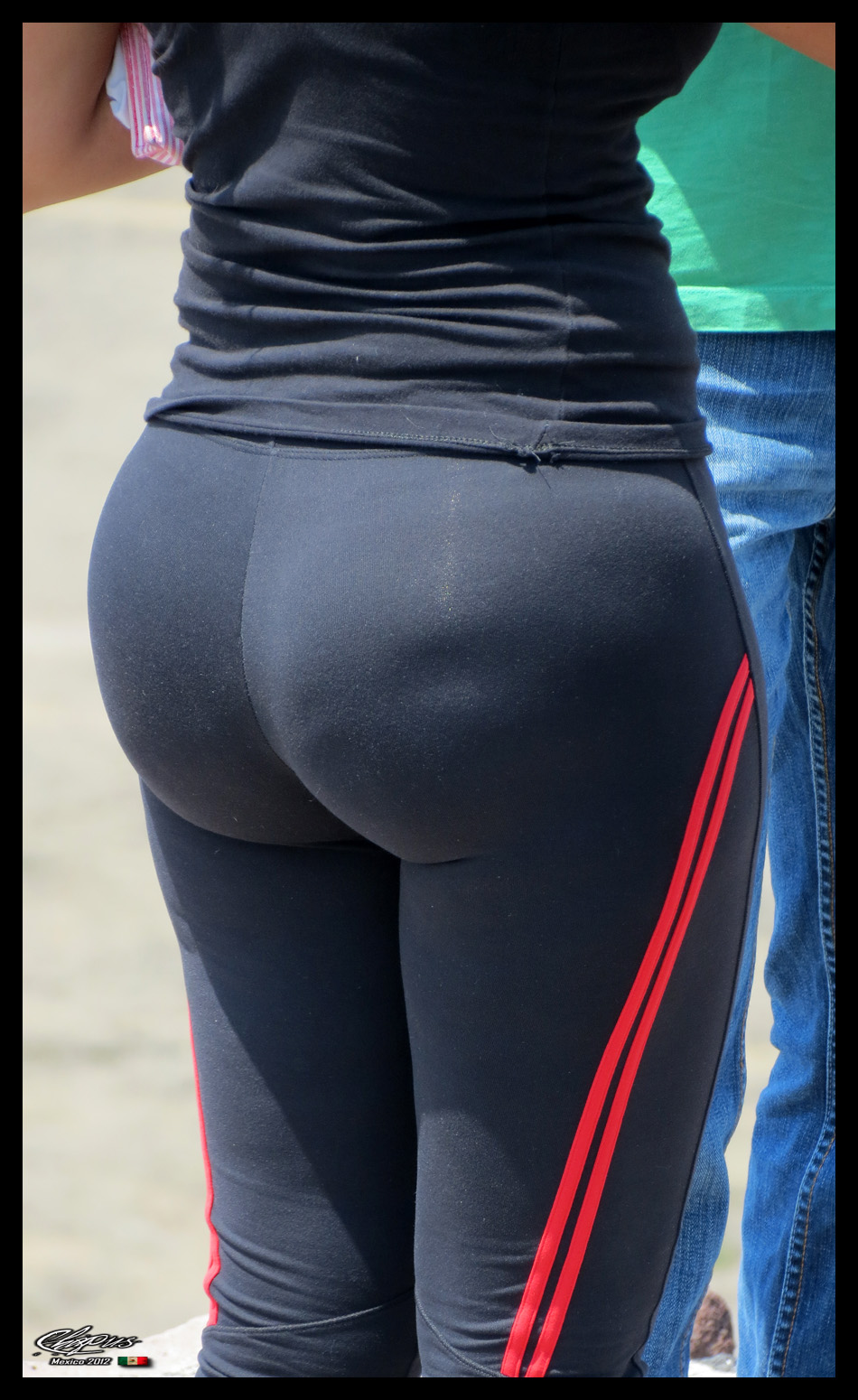 Perfectly Round Ass 97