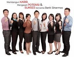 Lowongan Kerja Bank Sinarmas
