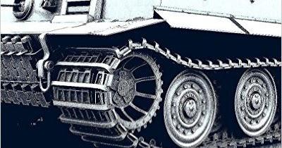 MasterClub initial Tiger Tracks - Armorama