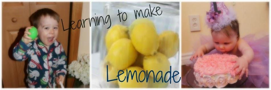 Learning to make Lemonade