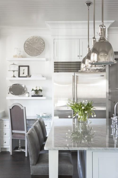Houzz White Kitchen Lighting - Sarkem.net
