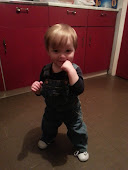 My Grandson Eddy.