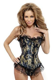 Vendo este Corset Floral