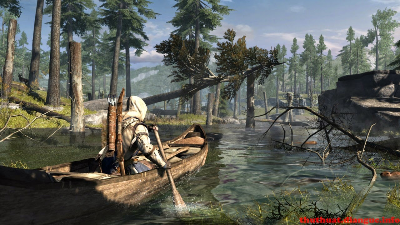 Download game Sát thủ Assassin's Creed III Proper Full Patch – RELOADED