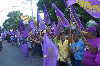 Trastorno en tránsito por bandereo PLD