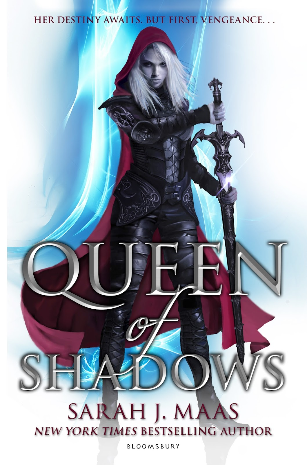 Fiercely Epic! Queen Of Shadows By Sarah J Maas