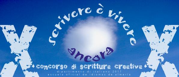 XX CONCORSO DI SCRITTURA CREATIVA