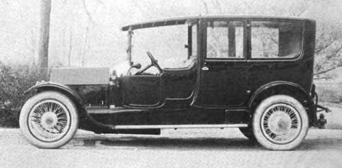 Autos photos voitures des usa greyhound lines 1914