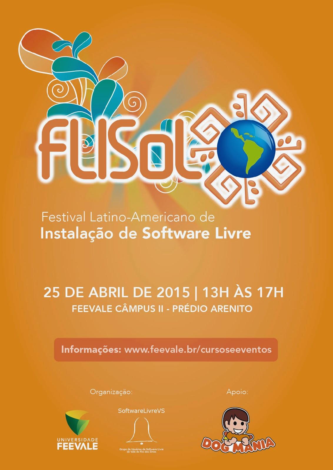 flisol 2015 slvs feevale