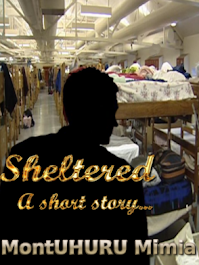 Read my short-story 'Sheltered'...Click the image below!