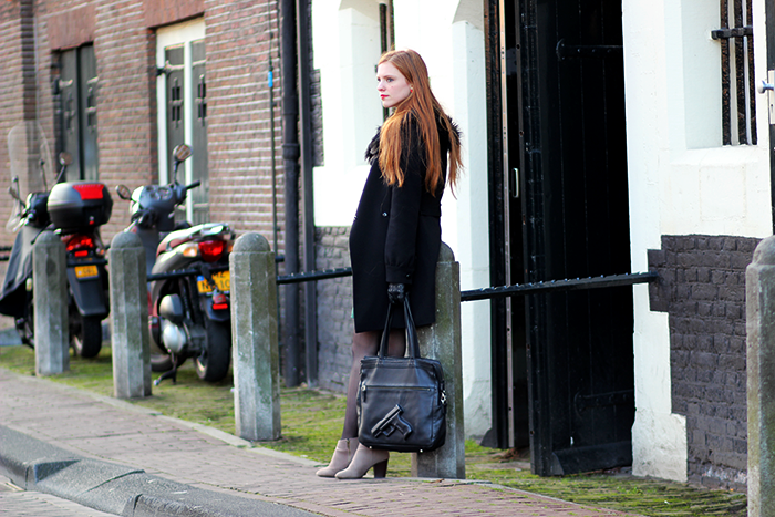 Primark H&M Vlieger Vandam Blogger Outfit Amsterdam Dutch Colourful