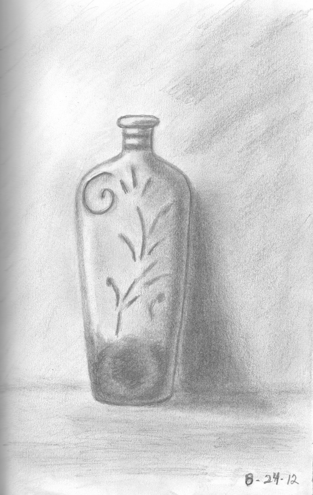 Sketches and things vase still life pencil vase still life pencil reviewsmspy