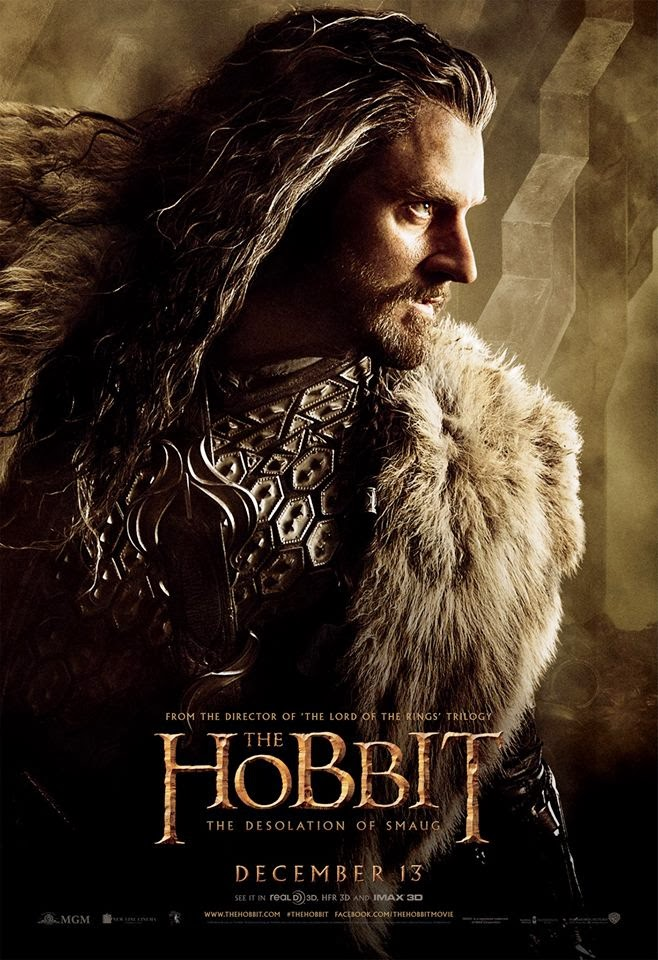 The Hobbit : The Desolation of Smaug!